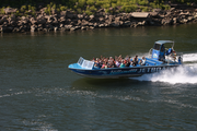 For most, the only way to get near Willamette Falls at Oregon City is by boat.