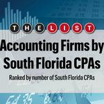 The List: Accounting Firms by Number of South Florida CPAs
