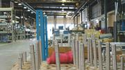 Bunting Magnetics in Newton ships industrial-use magnets it builds all over the world. Exports now make up nearly a quarter of the company's shipments, a number that continues to grow.