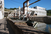 There are more than 50 structures on the Blue Heron Paper mill site in Oregon City.