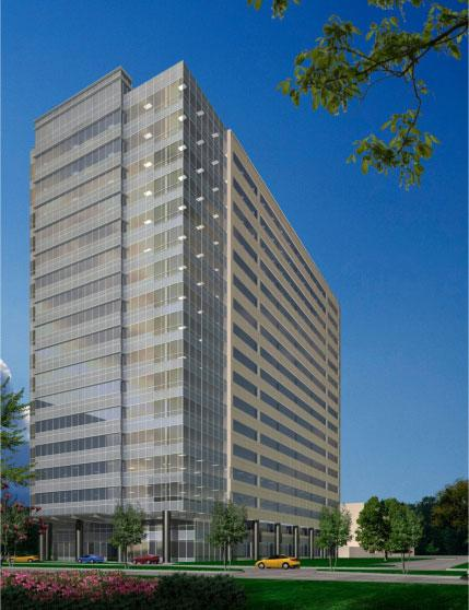 Houston-based Mac Haik Realty secured its first tenant in its newest Energy Corridor tower, Energy Tower IV. The company began work on the project on a speculative basis three months ago. Houston-based Spectrum Geo Inc. will call the tower its new corporate headquarters.