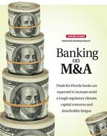 Florida community banks ripe for mergers and acquisitions