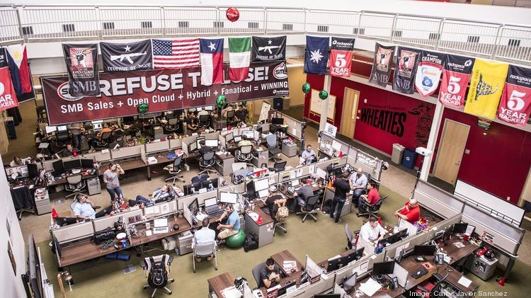 Rackspace executives sold nearly $500,000 in stock in pre
