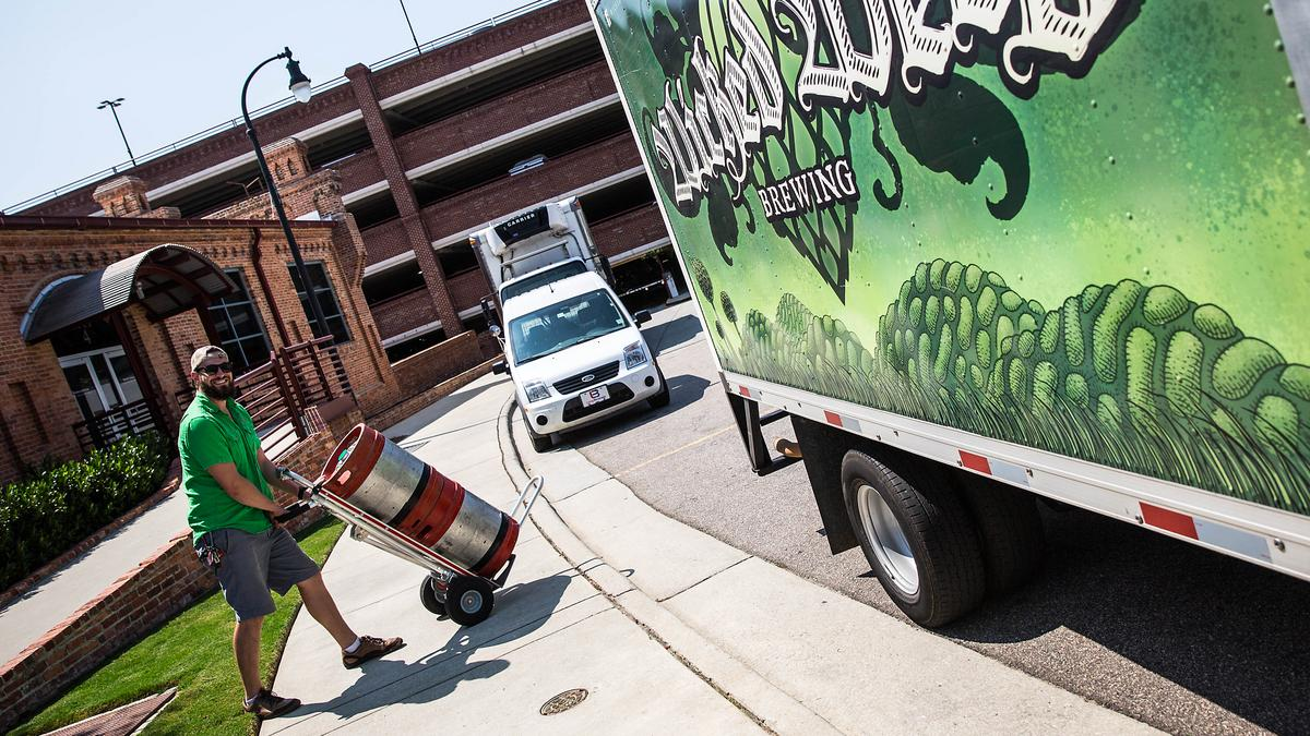 Asheville's Wicked Weed inks deal with Raleigh's Mims Distributing - Triangle Business Journal