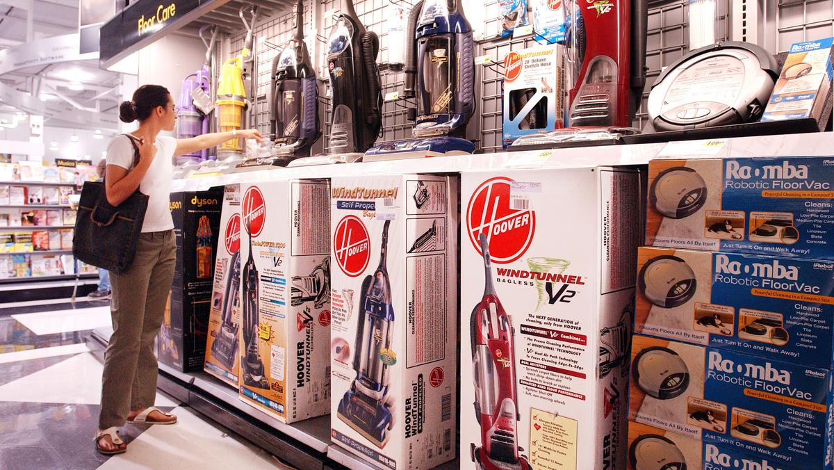 Attractive TTI Floor Care, Maker Of Hoover, Dirt Devil Brands, To Bring 200 Jobs, $5  Million Investment To Charlotte   Charlotte Business Journal