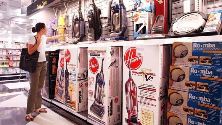 Elegant TTI Floor Care, With Its North American Headquarters In Cleveland,  Manufactures Vacuum Cleaners And
