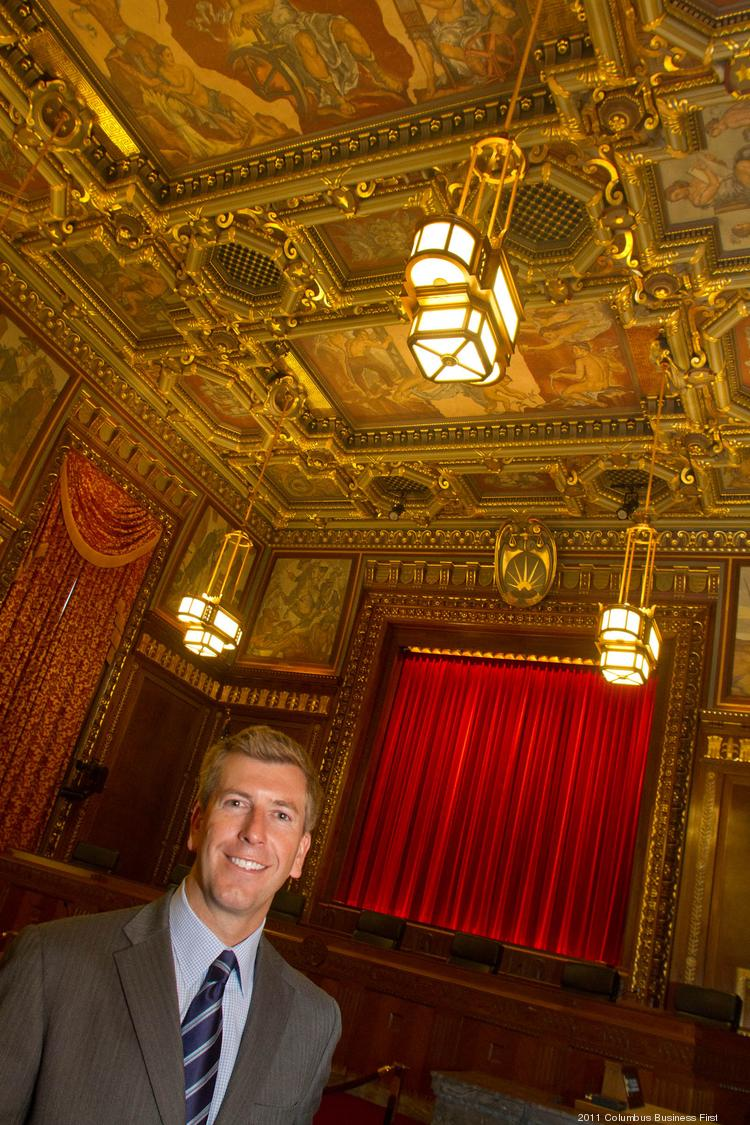 Pro bono work took Jones Day's Chad Readler to victory in the nation's high court. The Ohio Supreme Court, above, probably seems less intimidating now.
