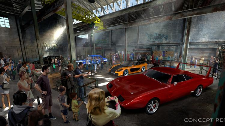 Universal Orlando Confirms Fast Furious Ride For Orlando - Car show orlando classic weekend