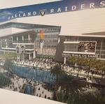 First look at a new Raiders stadium in Oakland — and how to pay for it