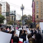 S.F. unions protest cash-for-visa program awash in Chinese money
