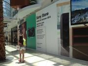 Sony Store will open at The Mall at Millenia sometime this summer.