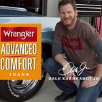 <strong>Dale</strong> <strong>Earnhardt</strong> Jr., Richard Childress to be featured in Wrangler's 'Jeansboro' event