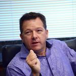 Chuck Whittall has big plans in mind for southwest Orlando's Universal Boulevard