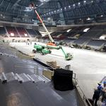 Charlotte Checkers eager to finish arena makeover