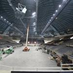 <strong>Sabates</strong> looks back as Checkers ready coliseum makeover reveal