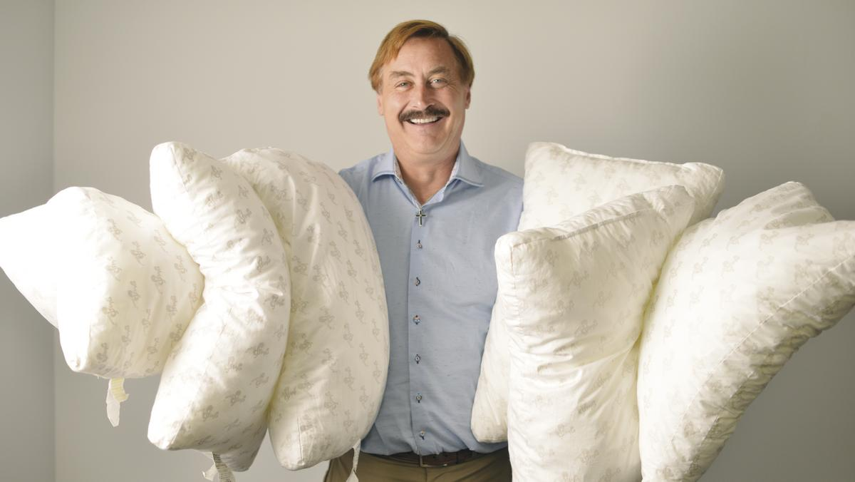 Mypillow Ceo Mike Lindell Gives His Secret To Success The Business