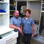 How We ... Became entrepreneurs by starting our own closet installation firm