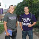 Big men on campus: Chatham confronts declining enrollment by going coed