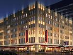 Downtown Milwaukee SpringHill Suites set for spring 2016 opening