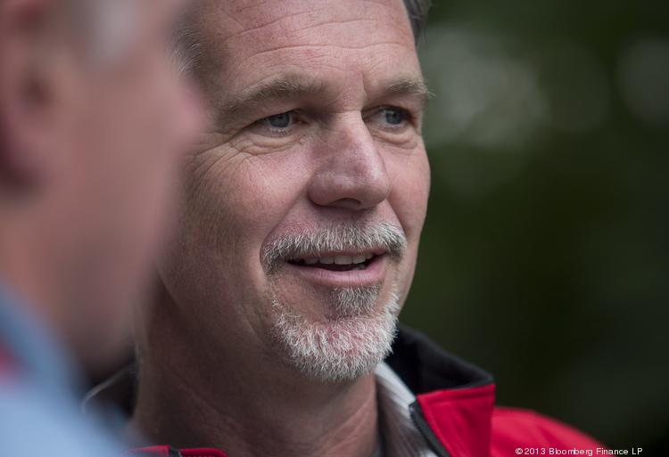 Reed Hastings wasn't Netflix's first CEO. Nope. That was Marc Randolph, who went deep and wide with our Jon Xavier in telling the story of the company's founding.