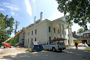 The Woodbourne House will become an 11-unit apartment home for low-income, elderly people.