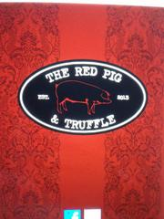 The Red Pig & Truffle food truck gets its name from a nickname for Duroc pork.