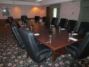 ... and conference room furnishings.