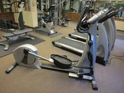 Also included are fitness equipment ...