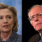 Hillary Clinton, Bernie Sanders gang up on Wall Street