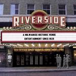 Riverside Theater's new marquee, exterior sign to be complete in December