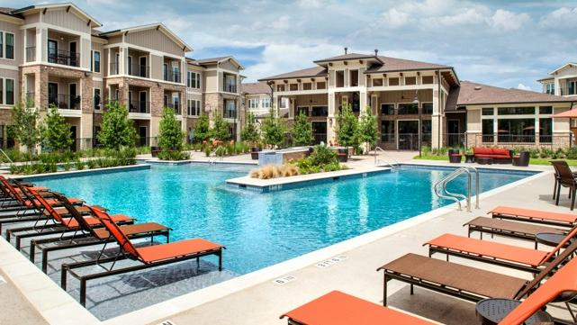Oden Hughes Sold Its First Houston Property, Parkside Grand Parkway In Katy,  To EGI