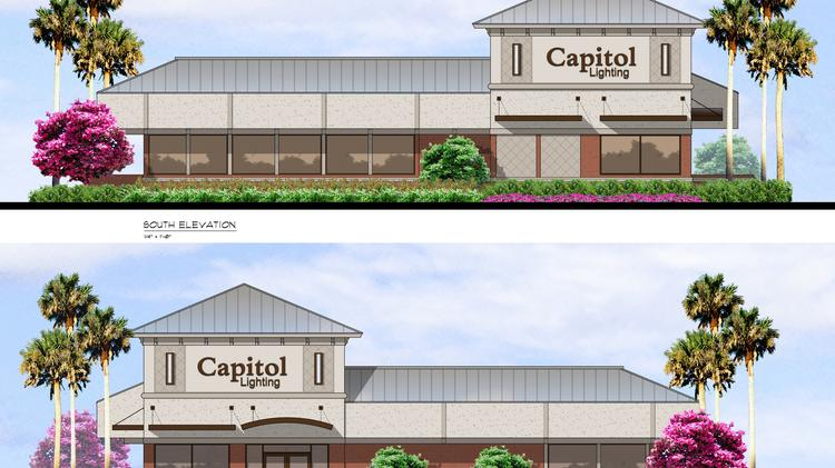 Capitol Lighting To Open S In D Fort Lauderdale