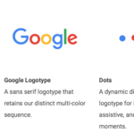 Google gets a new logo following restructuring