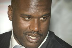 Retired NBA All Star, Shaquille O'Neal