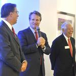 BofA honors Hugh McColl for contributions to the arts in Charlotte (PHOTOS)