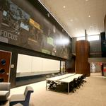 Next on the headquarters recruiting tour: UT's Innovation and Collaboration Building