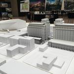 Development renderings on display at IDS
