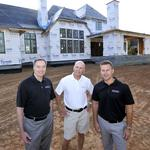Custom homes are back, if somewhat smaller in scale