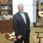 Assessing the legacy of <strong>Allen</strong> Tate on firm, Carolinas