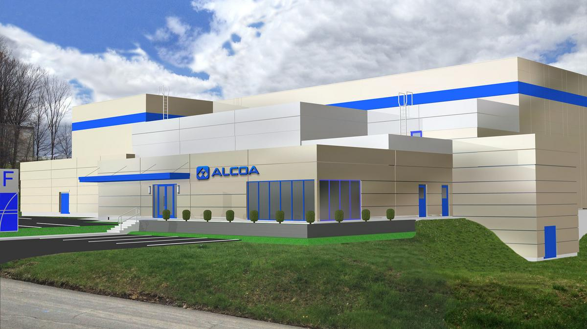 Alcoa opens new facility in Lower Burrell - Pittsburgh