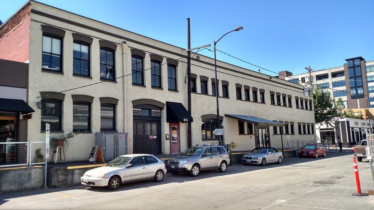Longtime Pearl District developer Al Solheim and his Hoyt Building Investors are renovating the 1890-era Stagecraft Building for creative office and retail use.