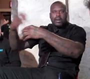 Shaquille O'Neal at SXSW.