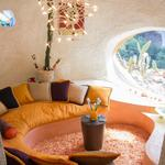 "Quirky luxury hits the market as Bay Area's ""Flintstone"" house seeks a buyer"