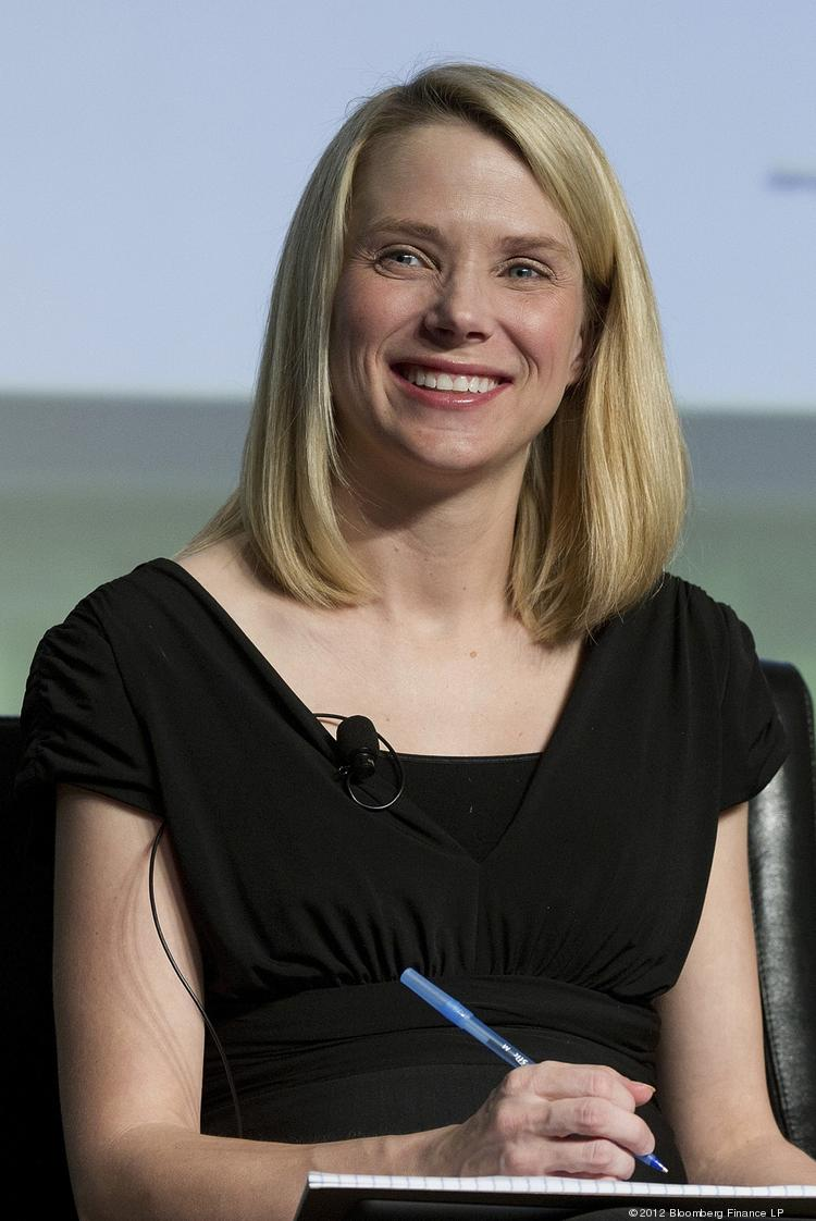 Yahoo CEO Marissa Mayer is having a good summer. Her company edged out Google and Microsoft in attracting the most unique visitors in July.