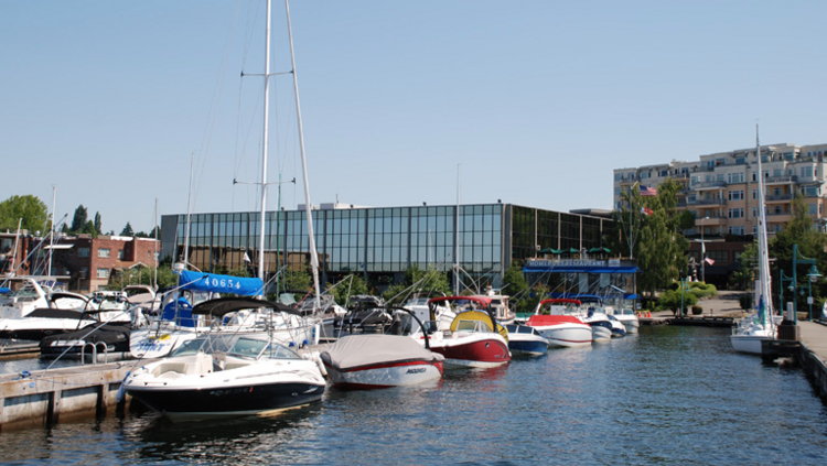 $28M Kirkland marina sale puts new owner at the helm - Puget