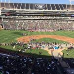 Oakland weighs early Coliseum debt payment as part of Raiders stadium plans