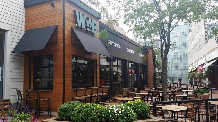 World of Beer is in the mix by the Ohio State University campus with its location in the South Campus Gateway.