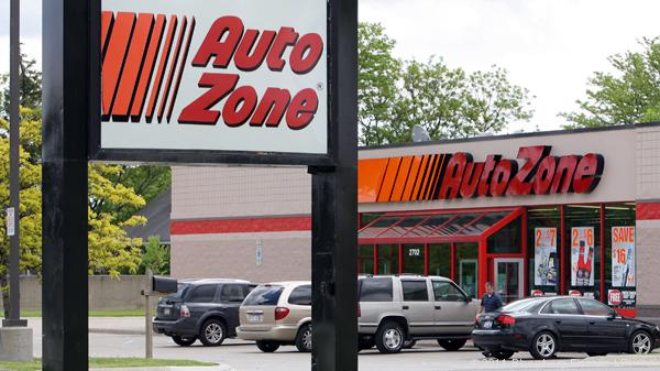 ​AutoZone is moving forward with plans to construct a store on North Rock Road.