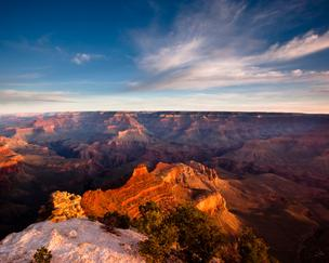 Morning in the Grand Canyon, Ariz.