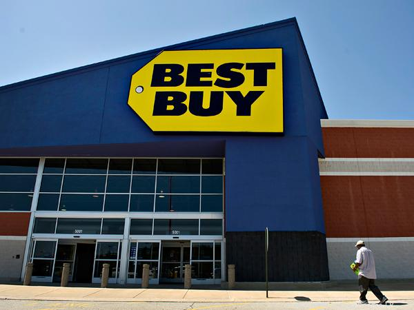 Best Buy is poised to cut hundreds of employees at U.S. operations.